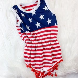 Other - American 4th Of July One Piece